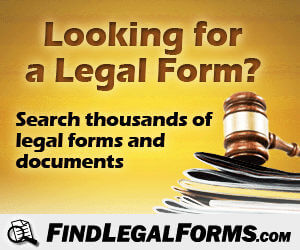 Find a Legal Form